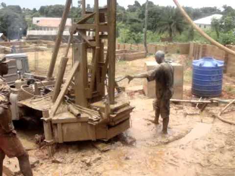 borehole drilling price in Nigeria